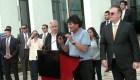 Ebrard sobre el asilo a Evo Morales: Es un día de alegría