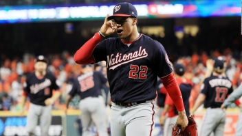 Juan Soto, la estrella dominicana de los Nationals