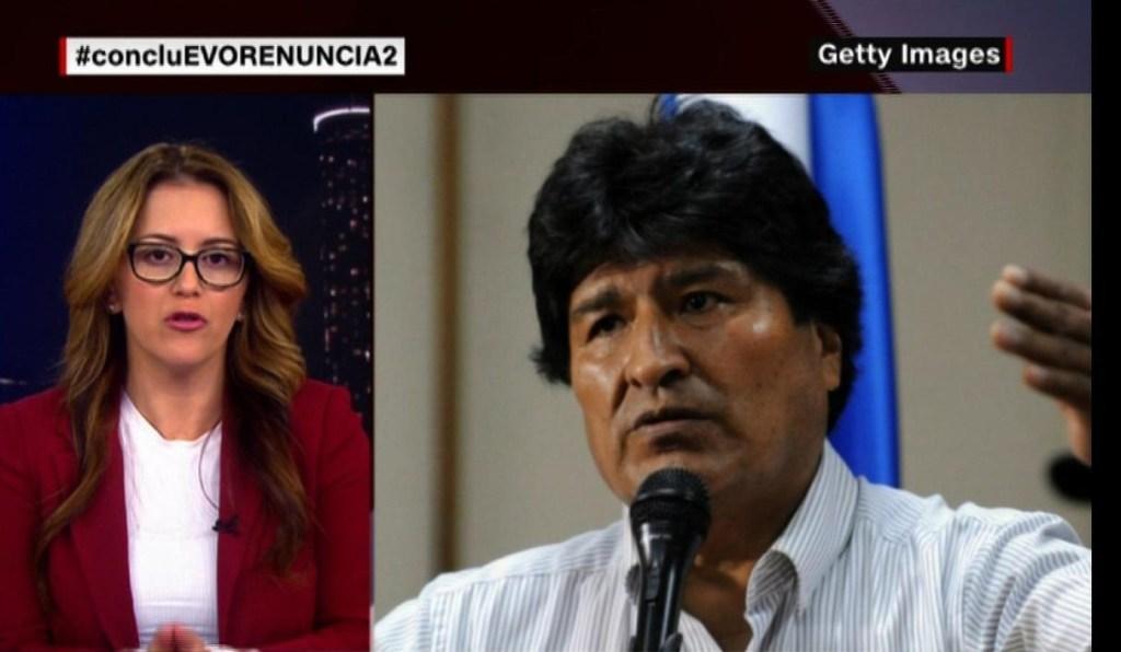 """Ni golpe ni renuncia, Luis Almagro dice que en Bolivia hubo """"autogolpe"""""""