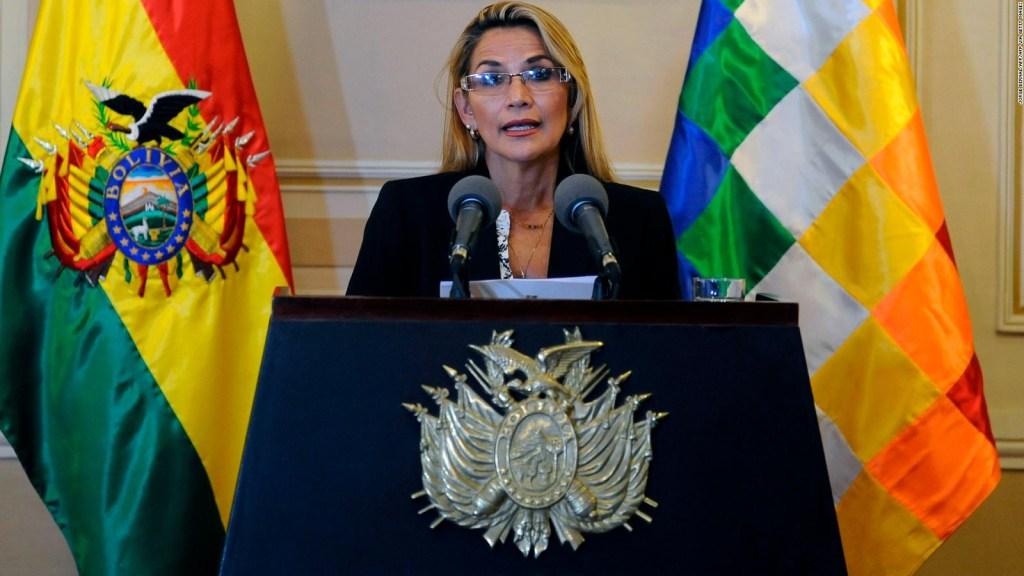 Áñez: Espero que en México no pase lo mismo que Bolivia