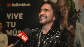 Juanes, inspirado por jóvenes como Rosalía, Camillo Echeverry y Morat