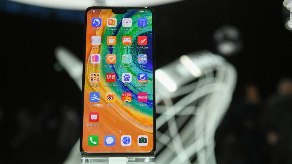 Reto del nuevo teléfono de Huawei, sin Google ni Facebook
