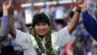 Cuánto cambió Evo Morales, según el alcalde de La Paz