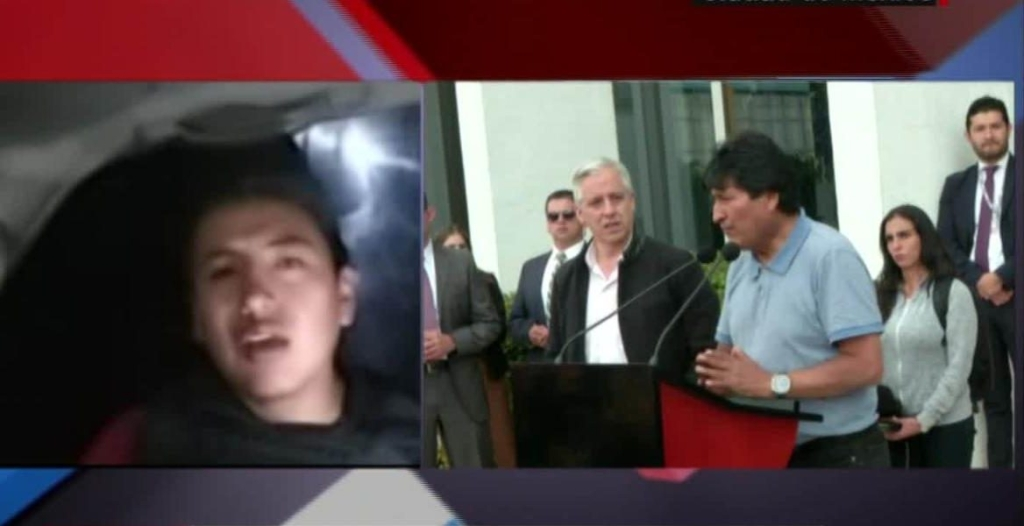 """Marco Pumari: """"Ha existido una operación conjunta"""" de Cuba y Venezuela"""
