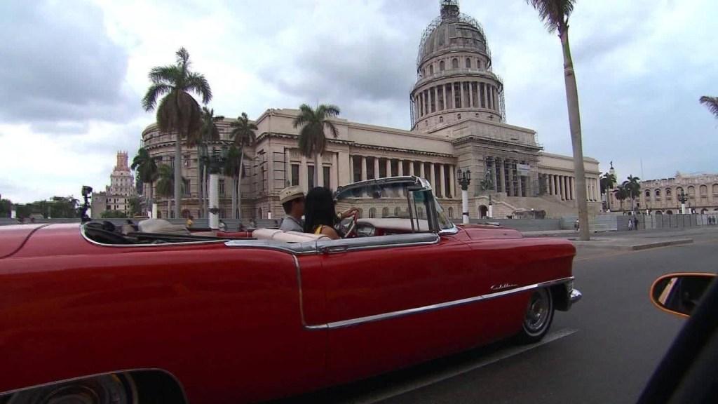 Recorre La Habana en un descapotable con Destinos