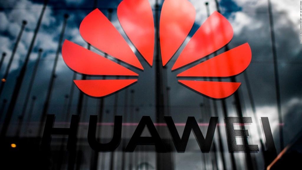 Llegó el teléfono plegable de Huawei