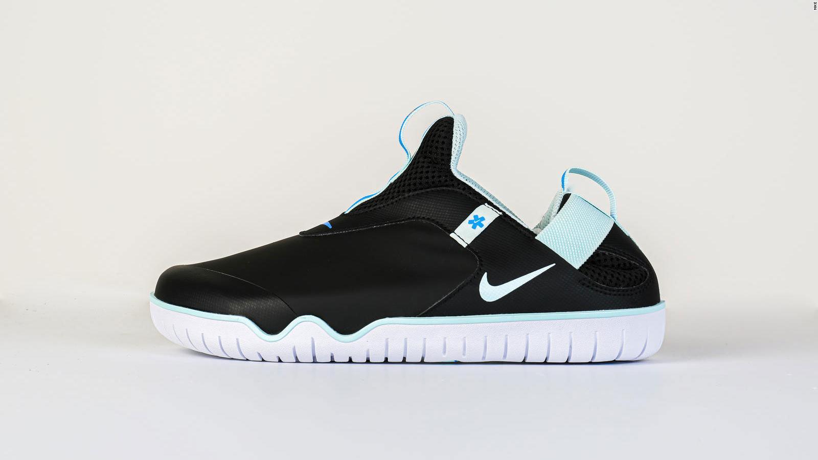 Nota lotería Relámpago  Las nuevas zapatillas de Nike no son para deportistas | Video | CNN