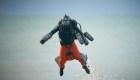 "Traje de jet ""Iron-Man"" bate récord Guinness"