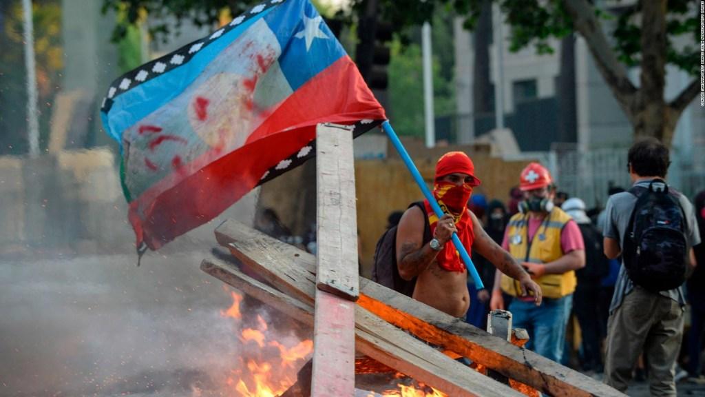 Las causas de las protestas, según el Partido Socialista