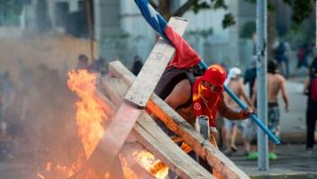 ¿Podrá el pacto político calmar las protestas en Chile?
