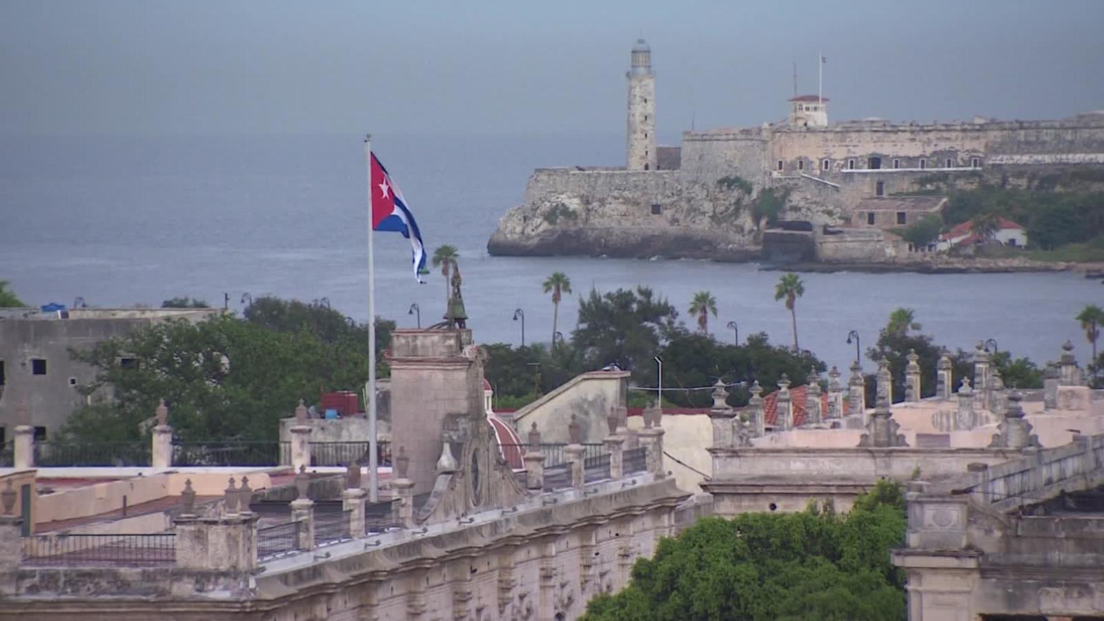 Restauración de lugares emblemáticos de La Habana Vieja