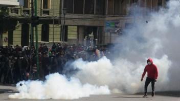 Del Gobierno de transición en Bolivia al cantante Juanes