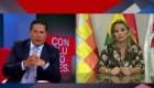 """Jeanine Áñez denuncia actos """"ilegales"""" por parte del gobierno mexicano"""