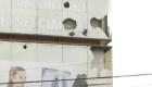Ecuatorianos recuerdan los estragos de las protestas