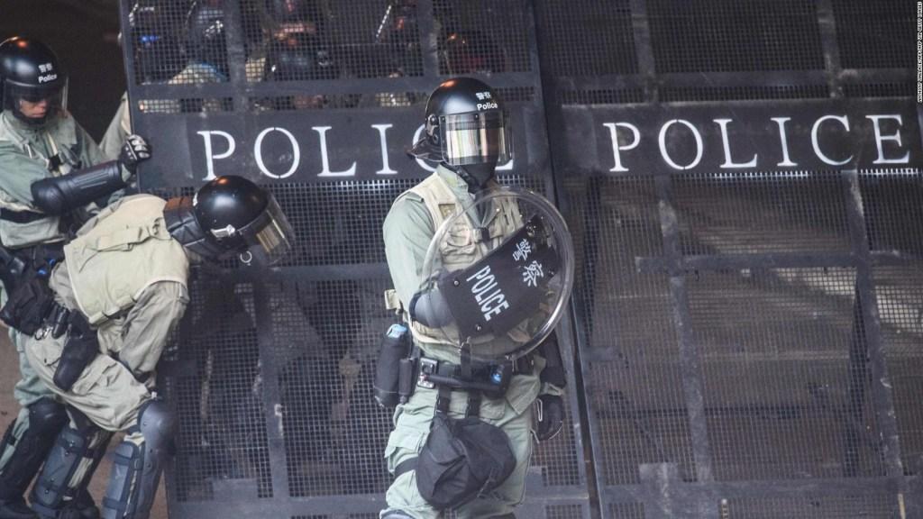 Se recrudecen las protestas en Hong Kong