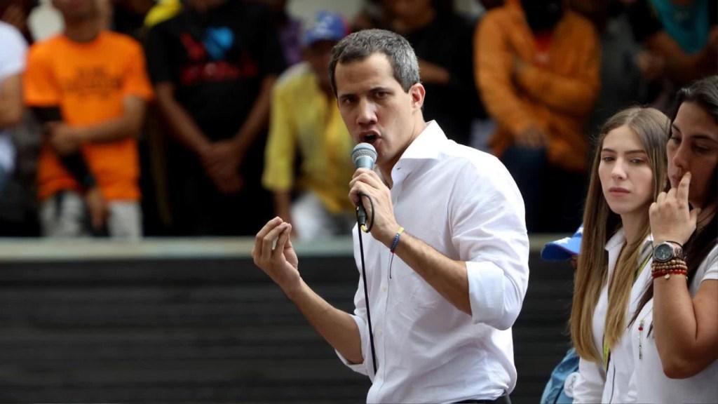 Guaidó convoca a nuevas protestas en Venezuela