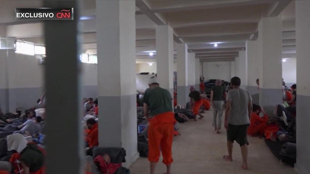 Denuncian plan de ISIS para liberar terroristas de prisiones