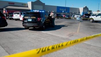 Tiroteo en Walmart en Oklahoma deja tres muertos