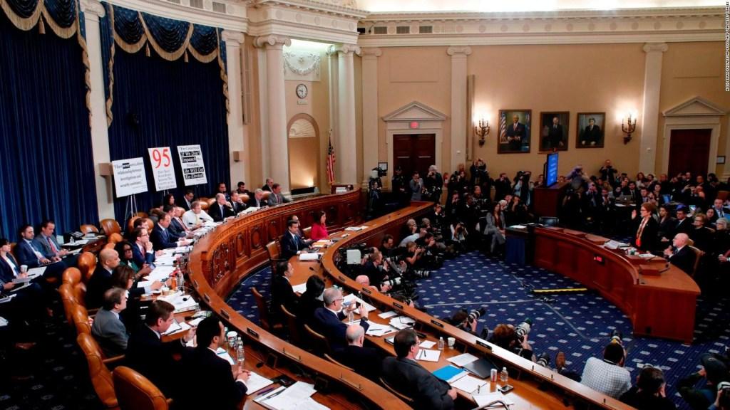 Intensa semana en el juicio político a Trump