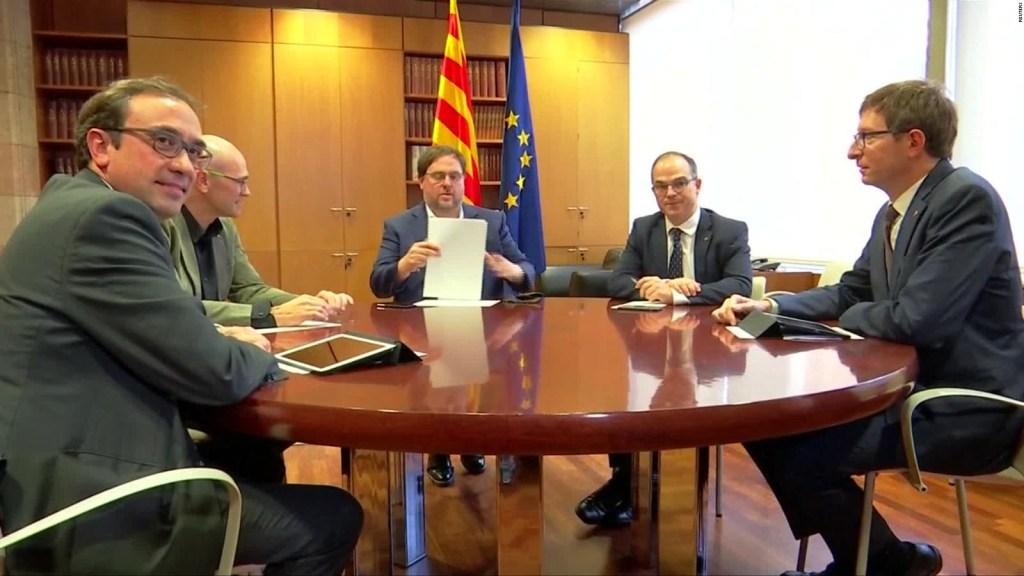 spaña: Amnistía Internacional solicita libertad de líderes independentistas catalanes