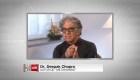 """Deepak Chopra: """"Estamos al borde de la extinción humana"""""""