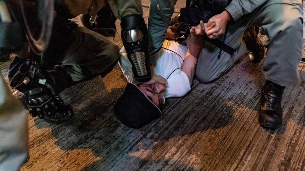 Violencia en Hong Kong: ¿se complica el acuerdo comercial entre China y EE.UU.?