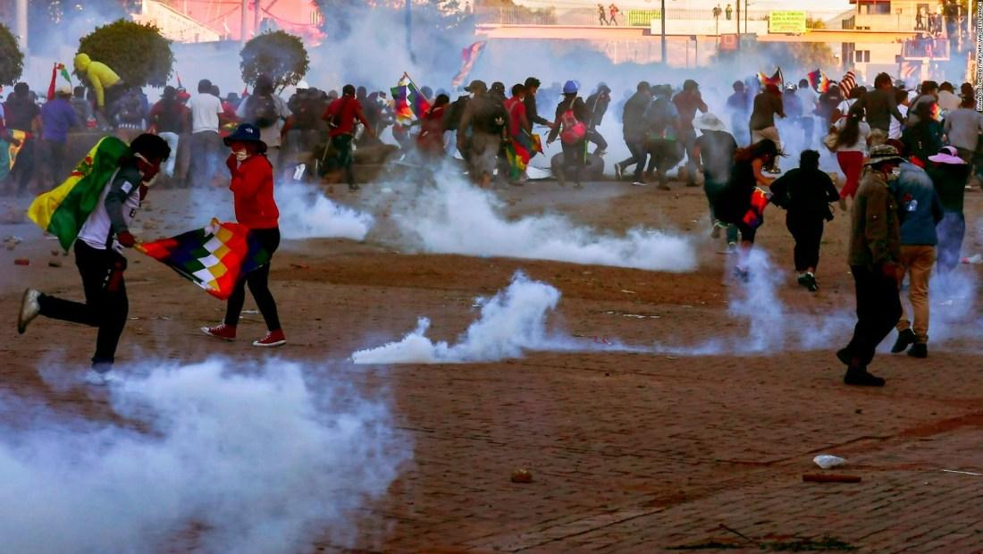 Nuevo Gobierno instala mesa de diálogo nacional en Bolivia