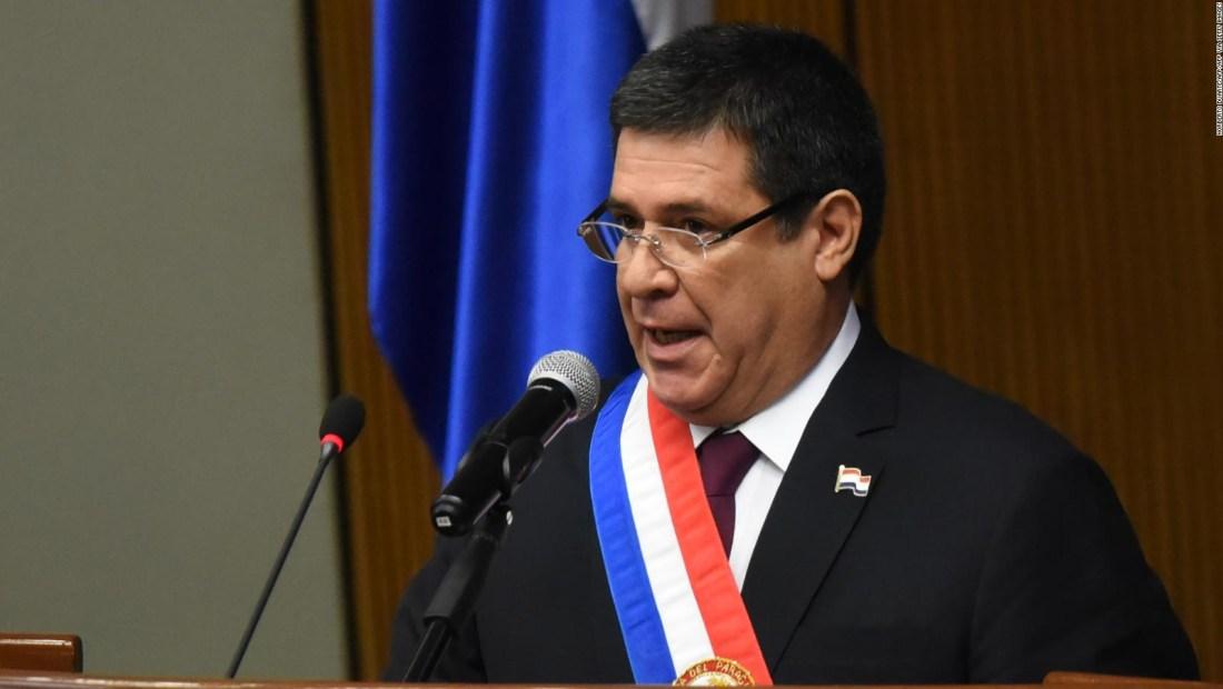 ¿Cuál es la situación legal actual de Horacio Cartes?