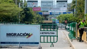 Colombia: ¿a qué se debe el cierre temporal de fronteras?