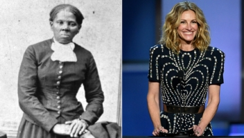 ¿Julia Roberts en el rol de la activista Harriet Tubman?
