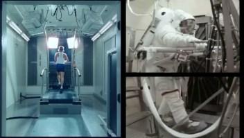 ¿Puedes ocupar Adidas en el espacio?