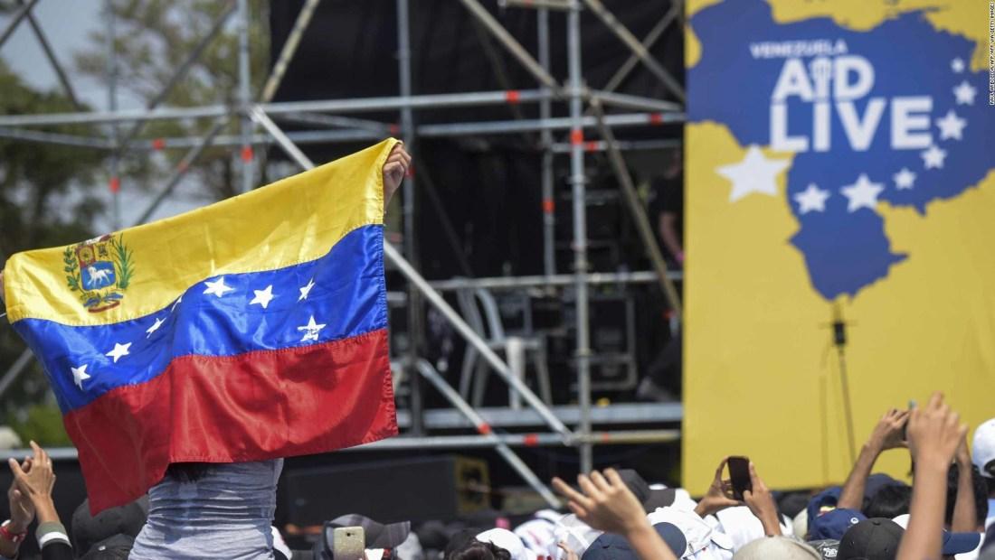 Danny Ocean contó cómo vivió el concierto de Cúcuta