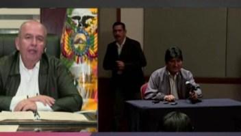 Murillo denuncia promoción de violencia por Evo Morales
