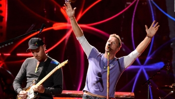 Coldplay quiere conciertos más ecológicos