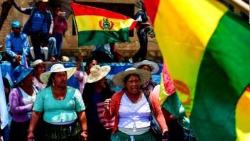 Bolivia: Aumenta cifra de fallecidos en las protestas