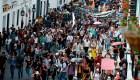 Prueba social para el gobierno de Colombia