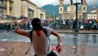 Grandes protestas en Colombia contra el gobierno de Duque