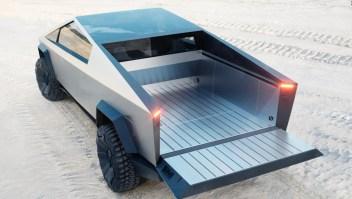 Tesla presenta la Cybertruck