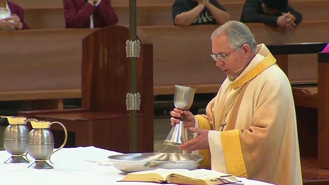 Arzobispo Gómez, nuevo líder de obispos en EE.UU.