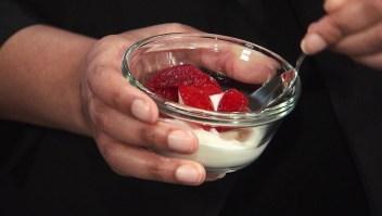 ¿Qué alimentos te ayudan a eliminar el estrés?