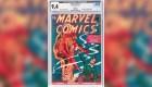 #ElDatoDeHoy: Millonaria subasta de historieta de Marvel