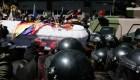 """Defensoría del Pueblo: Hay """"exceso de la fuerza policial"""""""