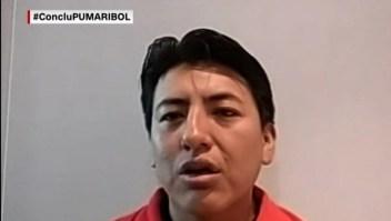 """Pumari: """"Evo Morales no tenía militantes, tenía plata"""""""