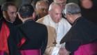 Papa Francisco critica el uso de armas nucleares