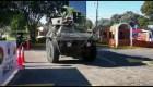 Reportes de saqueos y actos vandálicos en Colombia