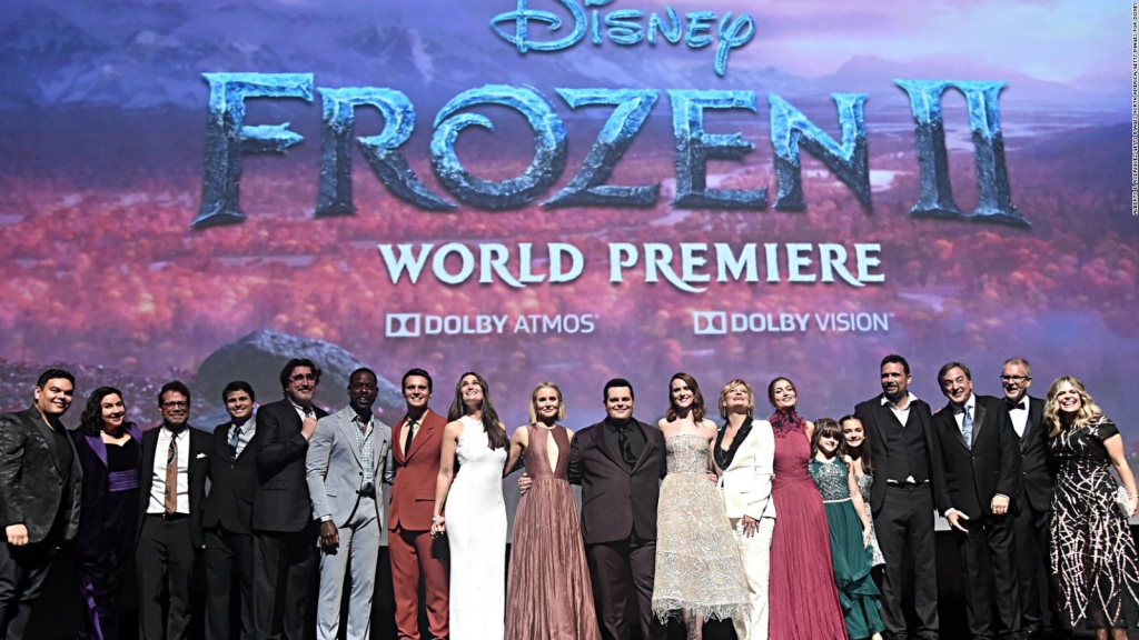 """Frozen 2"" rompe records"