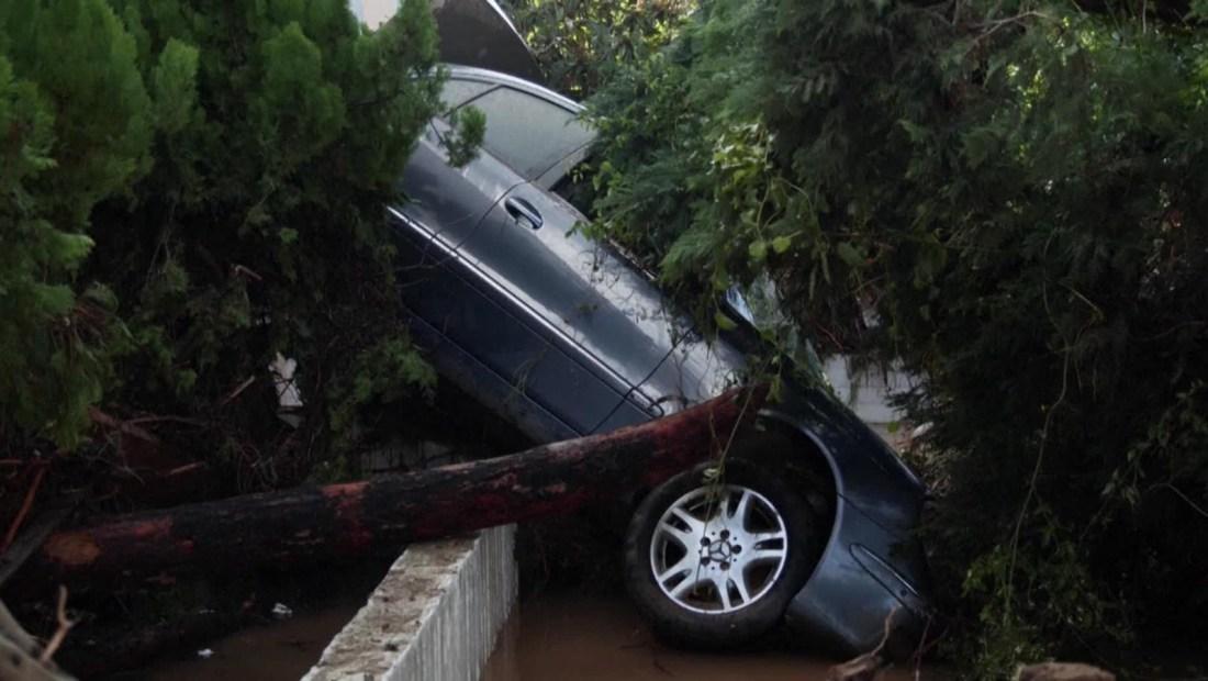 Mueren dos personas por el mal tiempo en Grecia