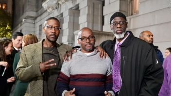Estos hombres pasaron 36 años en prisión y eran inocentes