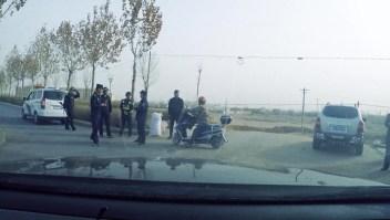 Documentos revelarían campos de detención en China