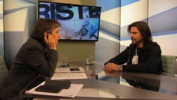 Las movilizaciones en Colombia a través de los ojos de Juanes